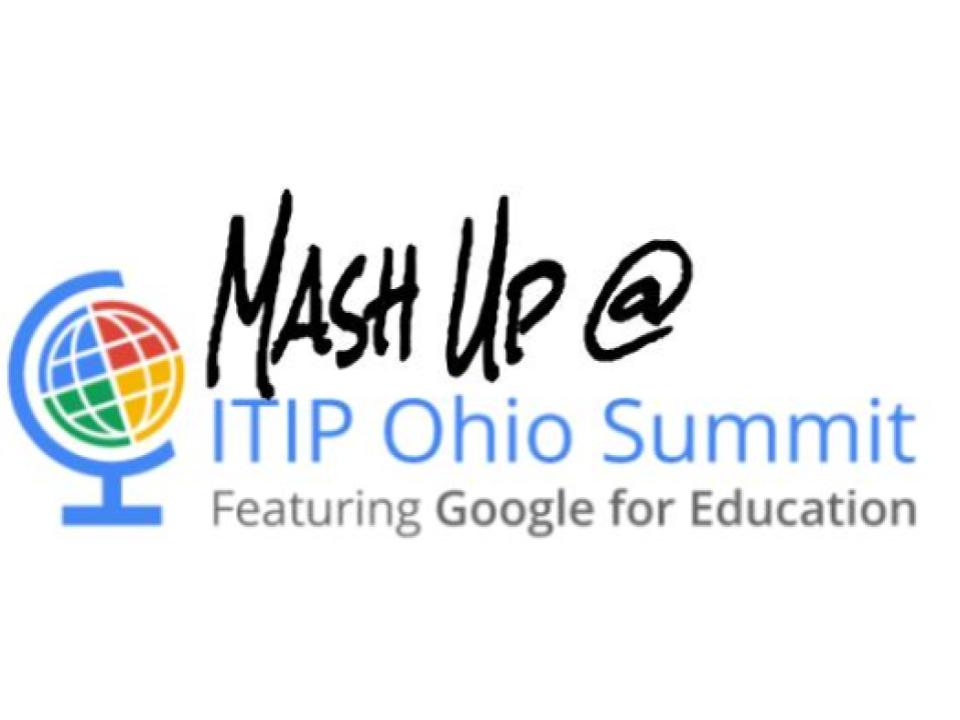 Looking forward to @itipohio to finally meet w/@cmdanhoff (we always miss each other)! Now I get to share an elementary #mashup w/her &amp; @jrsowash #ITIP18<br>http://pic.twitter.com/fXsEEOa1gl