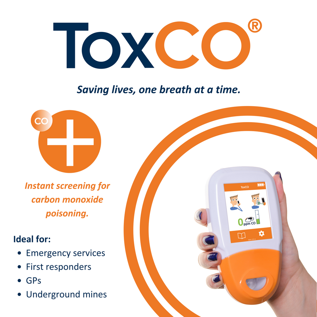 """Bedfont Scientific on Twitter: """"Our #ToxCO is suitable for the emergency services, first responders & GP's who need to act quickly to #stopthesilentkiller - can our ToxCO help your staff? #CO #carbonmonoxide #"""