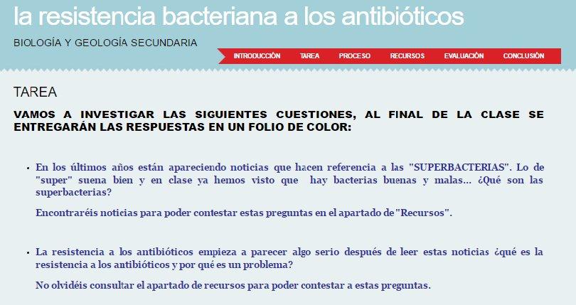 conclusion de la resistencia microbiana