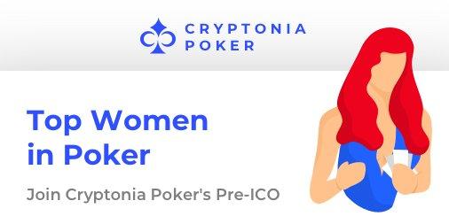 Check Top Poker Female Players!  https:// goo.gl/f6sa89  &nbsp;   #poker #pokergames #onlinepoker #ico #cryptocurrency #blockchain #today #games #gaming #etherum #crypto #follow4follow #followforfollow #like4like #princeofpoker #ScottyNguyen #pokerprince #CryptoniaPoker #women<br>http://pic.twitter.com/c4vDx8YdBF
