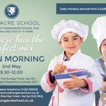Our next Open Morning takes place on Wednesday 2nd May from 9.30am - 12.00. Please visit https://t.co/8sLBGaKeg7  for more information and to book your place. #OpenDay #LongacreLife