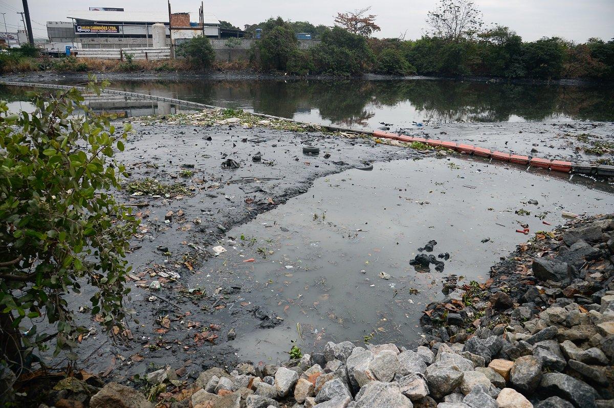 Mais da metade do esgoto produzido no Brasil vai para a natureza sem tratamento. Ouça na @RadioagenciaEBC. https://t.co/ou5rLUqWso  📷Tomaz Silva/Agência Brasil