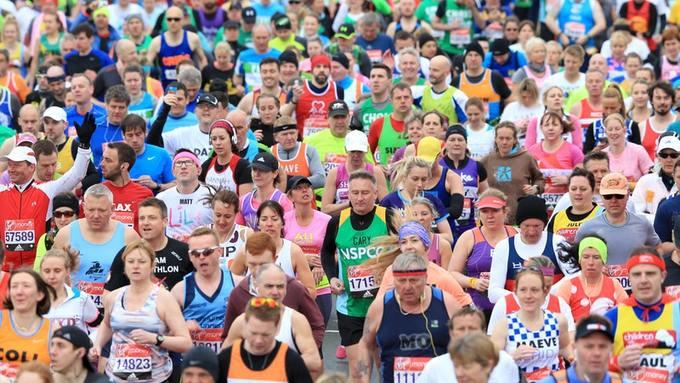 The most googled London Marathon questio...