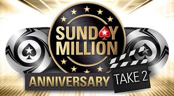 Want a shot at playing the $10,000,000 #SundayMillion this weekend for just $5? Well you can, with special Spin & Gos running right now. We're also giving away $5 Spin & Go tickets to the first 50 StarsIDs we receive in reply to this tweet!  #FridayGiveawayhttps://t.co/lO20xEUxtn