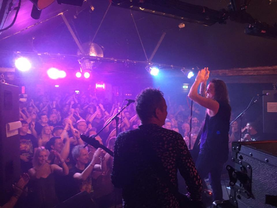 #Tour #Blog #York  &quot;One word. Hot! I can honestly say that I have NEVER felt anything like that heat. Within seconds of hitting the stage I was soaked to the skin...&quot;  #ReadMore  http:// bit.ly/2J7zEqE  &nbsp;    #UKTour TONIGHT! @O2AcademySheff   #GhostsOfYetToCome @FrontiersMusic1<br>http://pic.twitter.com/HXXIsIVrV7