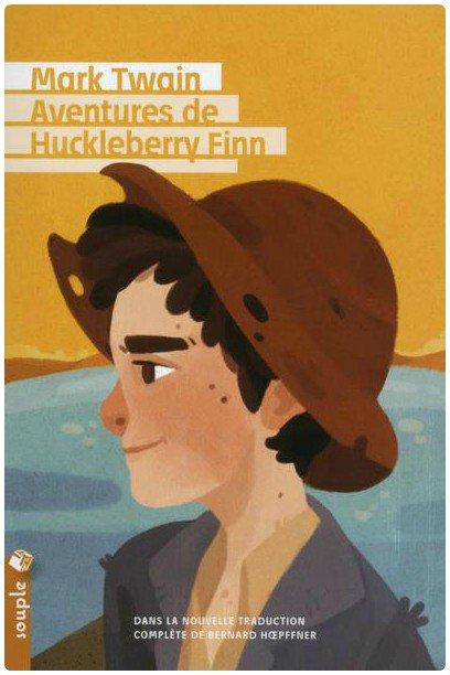 huckleberry finn writing style
