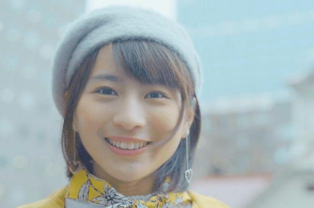 やっぱり似てる、そして可愛い😍  👉北海道限定「中国のガッキー」のCMが可愛すぎ...