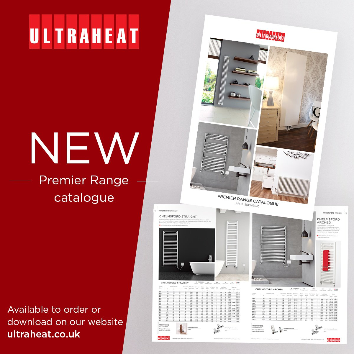 Our new Ultraheat Premier Catalogue is now available for order or  download on our website: http://www. ultraheat.co.uk/ultraheat-cata logue-2018.pdf &nbsp; …   #ultraheat #catalogue #order #premier #heating #home #homedesign #interior #interiordesign #design #instastyle #stylish #contemporary #pitacs #towerail<br>http://pic.twitter.com/hixHq7iXe2