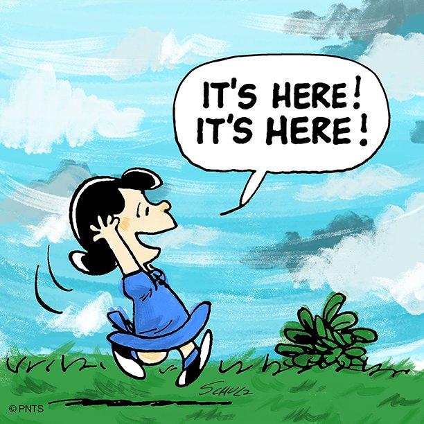 Friday is here! #TGIF https://t.co/mYlkp...