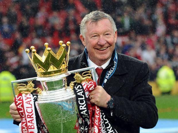 Whos better?  RT for Sir Alex Ferguson  Like for Arsene Wenger