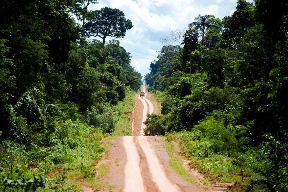 Chacina de Colniza (MT) completa um ano com mandante foragido. Ouça no #RepórterAmazônia. https://t.co/chHSGXD8Vb 📷 Marcelo Camargo/Agência Brasil