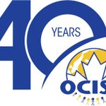 Image for the Tweet beginning: 40 years of OCISO: it