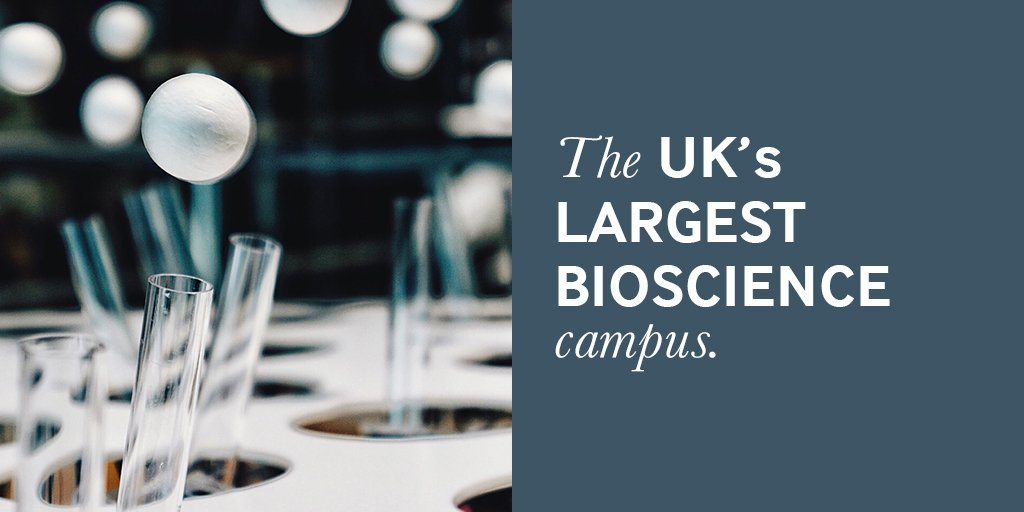 Did you know Alderley Park is the largest #bioscience campus in the UK? Find out how you could benefit from the opportunities at @BioTrinity next week, stand 11.<br>http://pic.twitter.com/NHCmmXxhxt