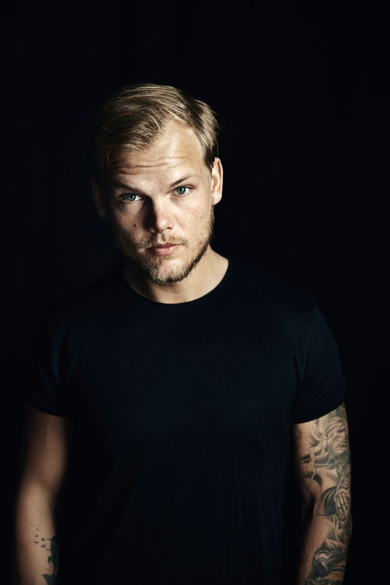 Thank you Avicii. Your music will live o...
