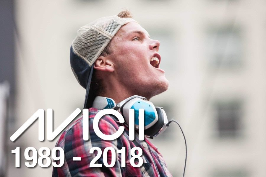 """One day you leave this world behind, so live a life you will remember."" R.I.P. Avicii. https://t.co/8bLJuIAfQy"