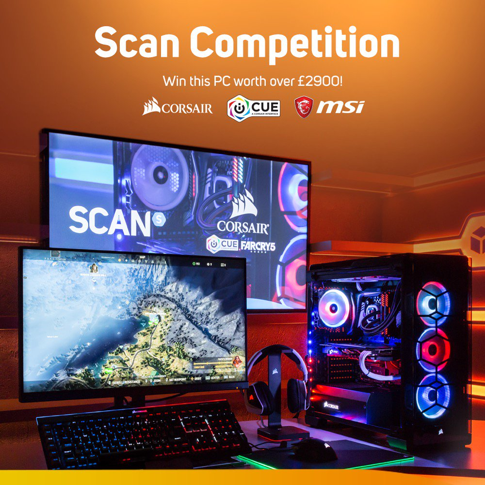 Scan Computers on Twitter: