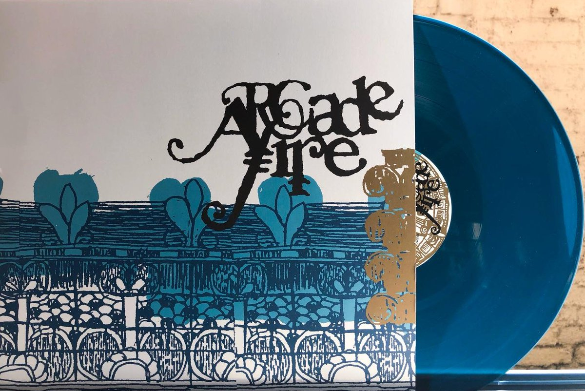 Arcade Fire Ep On Vinyl For Record Store Day 2018 The