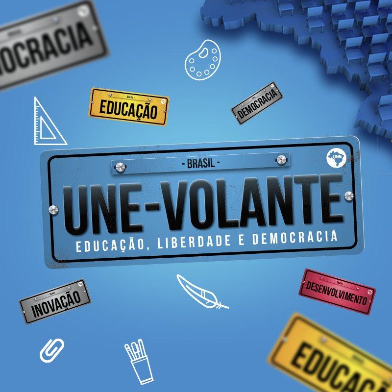 Olá, PERNAMBUCO! Dia 27, a UNE Volante estará em Recife, na UFPE. O evento contará com grandes nomes da academia, da política e dos movimentos sociais para pautar o papel das Instituições de Ensino para setores estratégicos do Brasil.  Confira evento: https://t.co/947Xyzcwra
