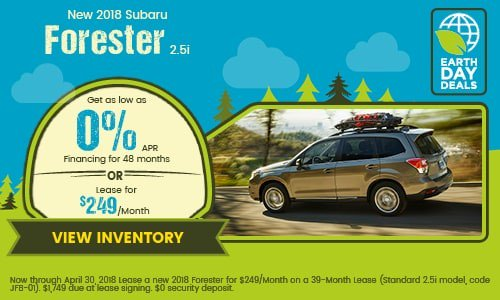 Subaru Lease Deals >> Wagner Subaru On Twitter Enjoy Earth Day Deals All Month