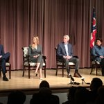 Talking #TaxReform today in Rocky River, OH with US Treasurer Jovita Carranza, @senrobportman, @RepJimRenacci and Mayor Bobst. With more money in their pockets, thanks to #TaxCuts, Americans can spend their hard-earned income on realizing the American Dream!