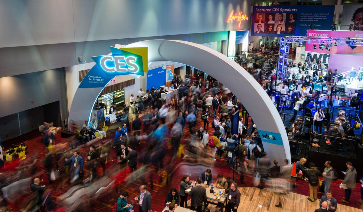 It's never too early to start thinking about #CES2019. Save the date and get notified when registration opens https://t.co/THQyYlzHcI