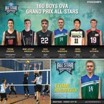 Image for the Tweet beginning: CONGRATS to our 16U OVA
