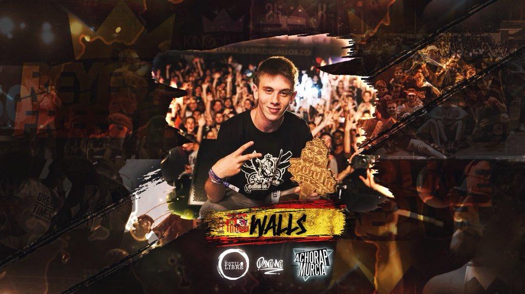 Resultado de imagen de elestilolibre walls reyes del freestyle