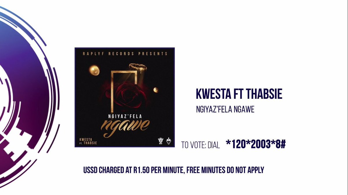 Whatever you do, don't Minus 1...  Please Vote for BOTH #NgiyazfelaNgawe  & #Spirit @TheSAMAs #ROTY #Top10  VOTING IS NOW OPEN! #SAMA24 #NOMINATIONS #RecordOfTheYear <br>http://pic.twitter.com/K005nVIfqC