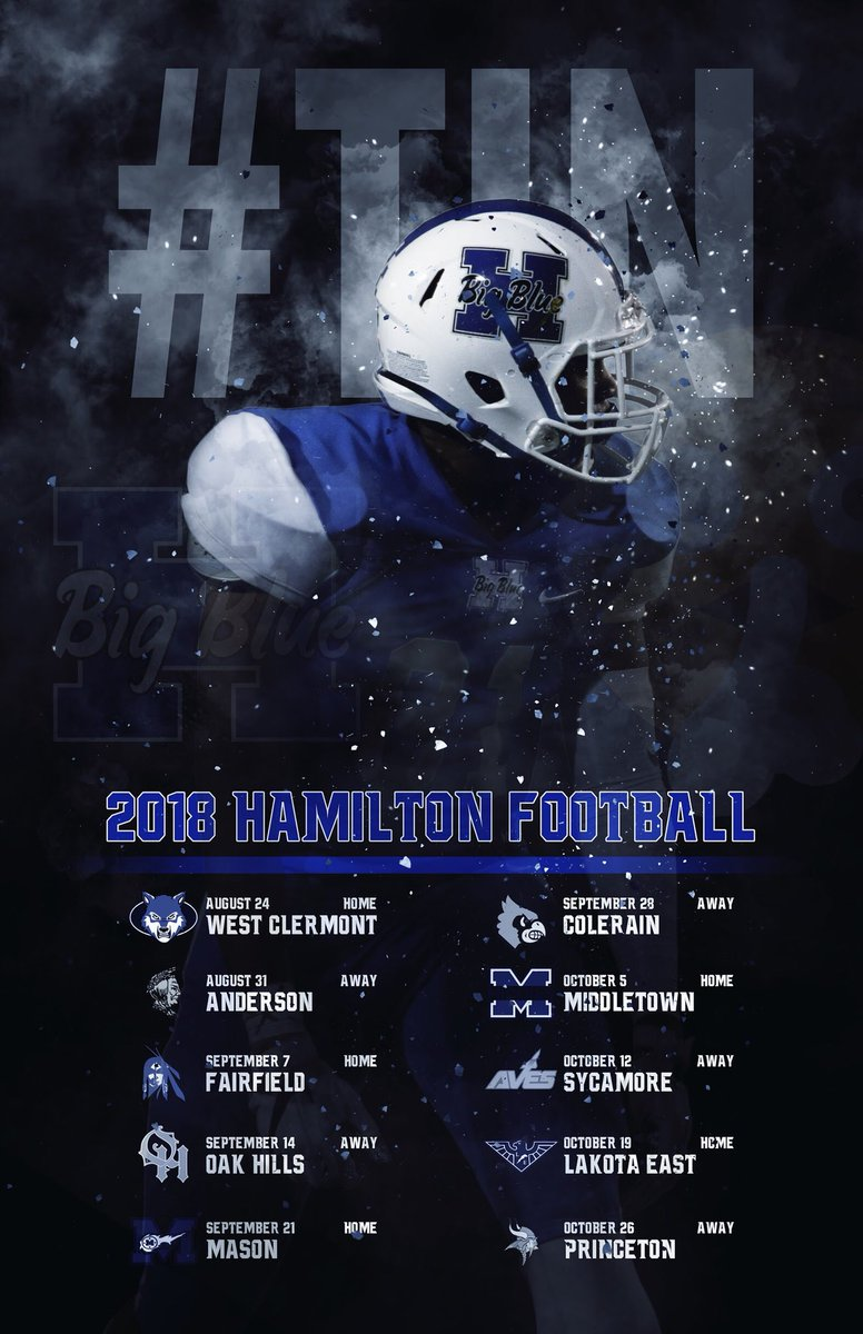 It's only April but it's never too early to start thinkin' football! Hoping @BigBlueFB will #make #headlines this fall... @HHSBigBlueAD @HDLNS @PosterSwag<br>http://pic.twitter.com/7Xdo2kS6ZB