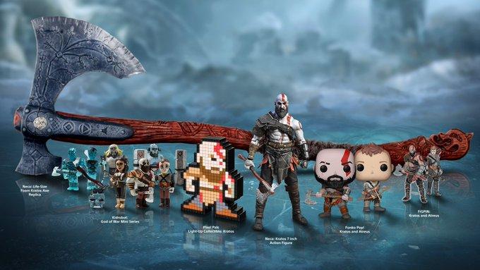 Neca Foam Kratos Axe Replica Latest News Breaking News