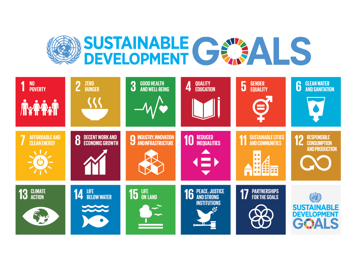 Saturday is the 1st World Creativity & Innovation Day!  See why creativity & innovation are essential for a sustainable future:  https://t.co/1t8rJpDBxo#GlobalGoals