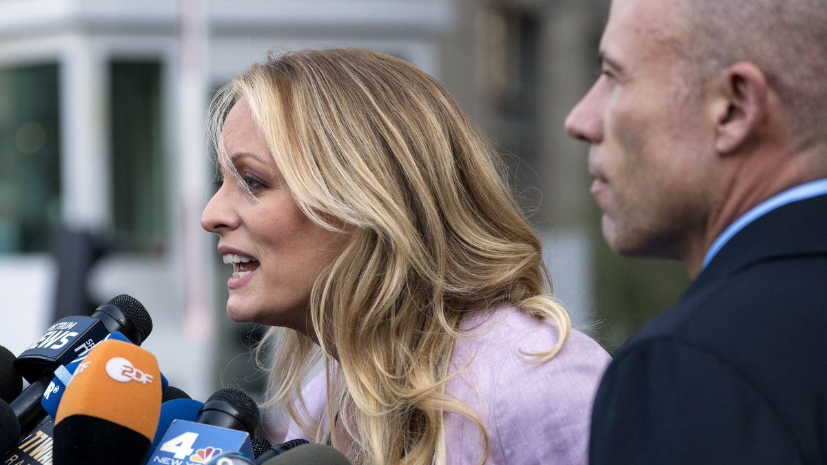 A federal judge postponed a ruling on a request by President Trump and his personal lawyer, Michael Cohen, for a 90-day delay of a lawsuit filed against them by porn star Stormy Daniels, noting that Cohen is now the subject of a federal investigation https://t.co/q65mj1jfud