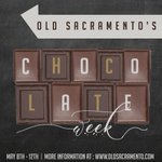 Image for the Tweet beginning: Chocolate week is back and