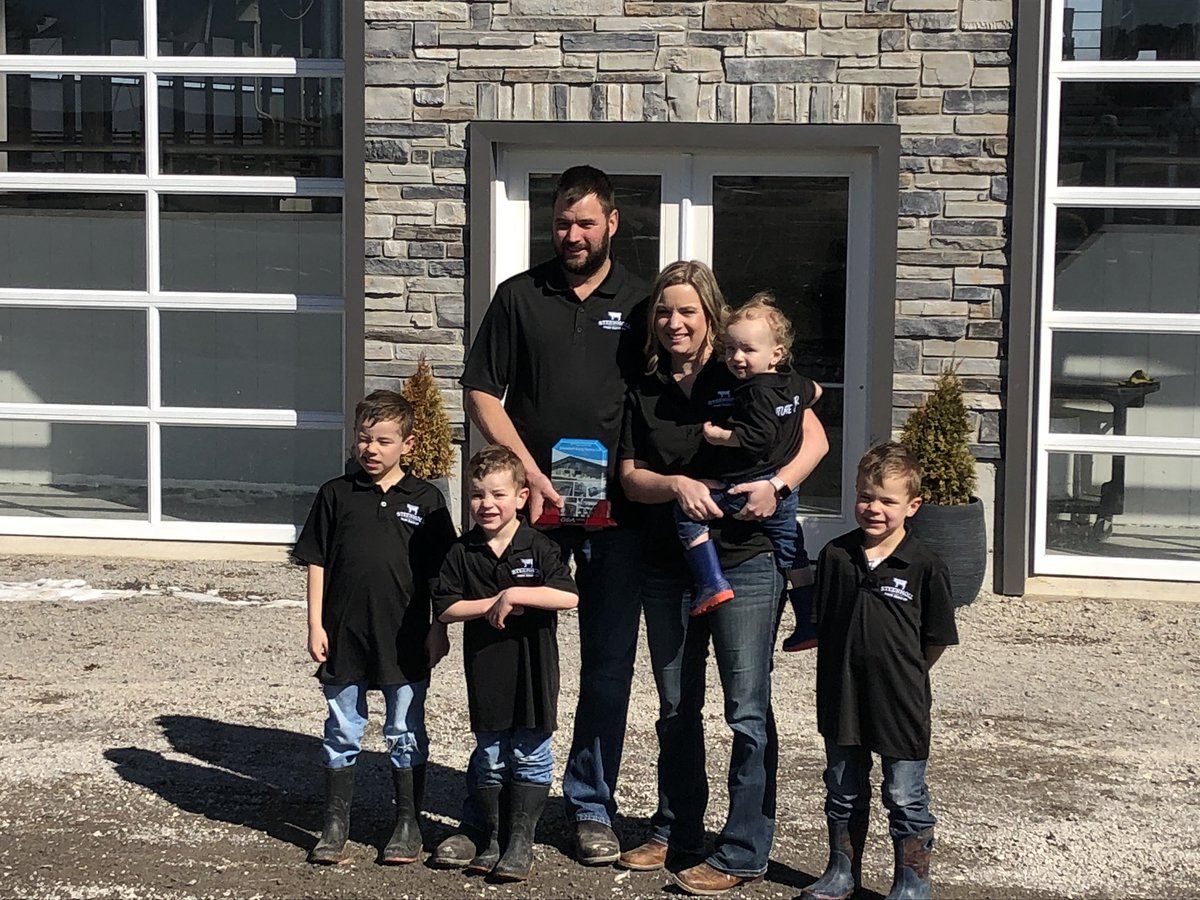 Congratulations to Steenholl Dairy on receiving the 2017 GEA Project of the Year!!! @steenholldairy @LamersSilos @GEA_farming #Performance <br>http://pic.twitter.com/p7x34D3B2X