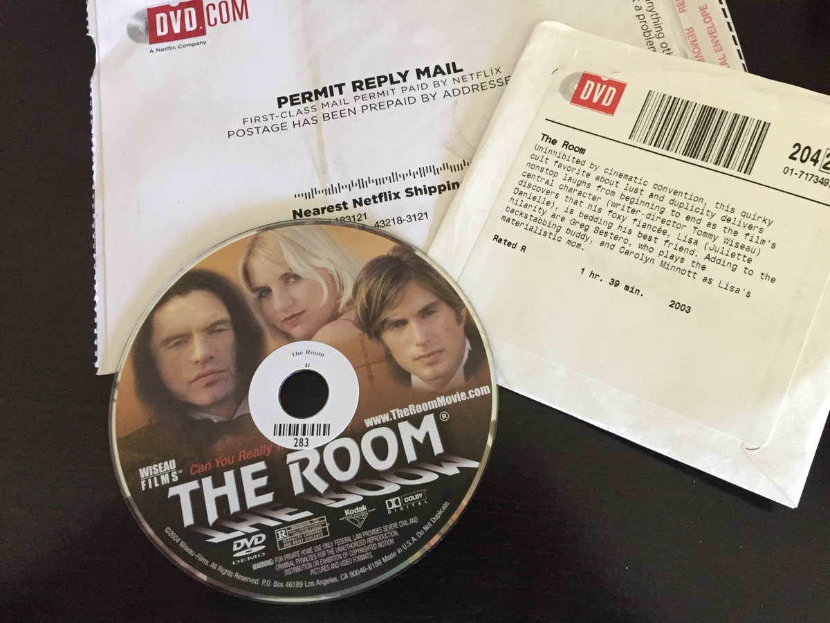 7 Things About THE ROOM  http:// annsilverthorn.com/index.php/5198 /7-things-about-the-room/ &nbsp; …  @TommyWiseau @TheRoomDenny @gregsestero @julietted80 #movies #film #dvdnation #ad<br>http://pic.twitter.com/5Uul2Xgp0r