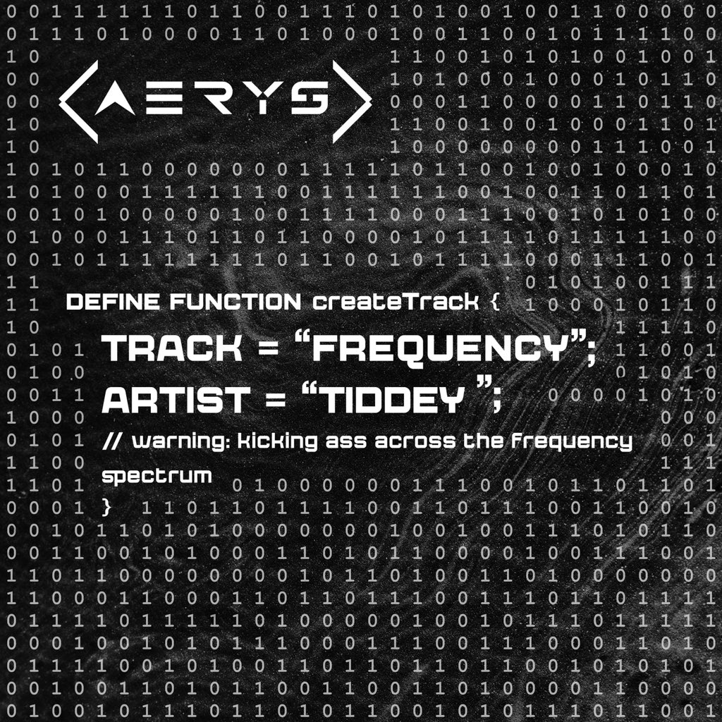 OUT NOW! Grab you copy here 👉 aerys046.lnk.to/Frequency by @AERYS_RECORDS 😎👍 https://t.co/t1RPCQX14q