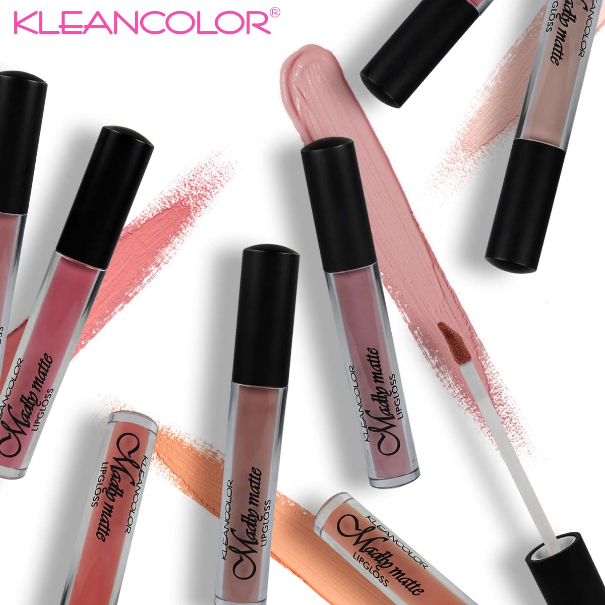 Get away with a steal - Madly Matte Lip Glosses on http://kleancolor