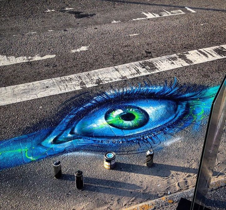I got Eyes on the streets... #streetart #graffiti<br>http://pic.twitter.com/YqfyCjyX7b