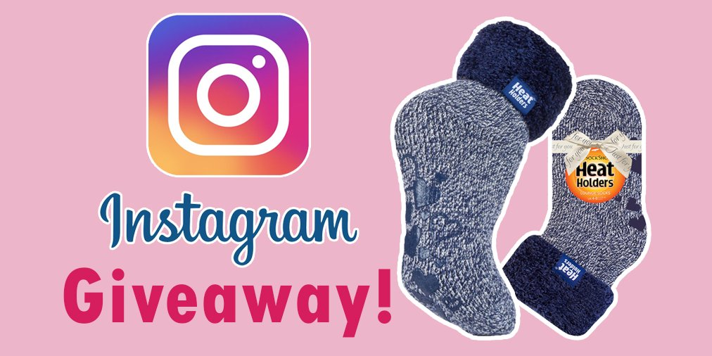 We also have a #Giveaway happening on our #Instagram! Head over now to potentially win Ladies Heat Holders Bed #Socks!!!!!  http:// bit.ly/2t5F6HE  &nbsp;   #free #freebie #freebiefriday #rt #follow #comp #competition #presents #funky #colorful #happy #style #fashion #stylish #Win #gift<br>http://pic.twitter.com/TJjNU7kzLk