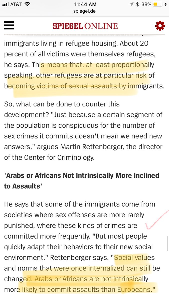 Did New Groping Offense Shift Statistics Www Spiegel De International Germany Is There Truth To Refugee Sex Offense Reports A 1186734 Html
