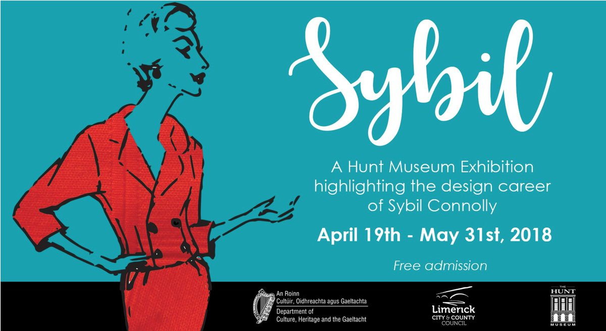 European Fashion Heritage Association On Twitter Sybil Connolly Was A Fashion Designer Who Wanted To Break The Mould Pushing The Boundaries Of Creativity And Of The Expectations Of A Woman S Role