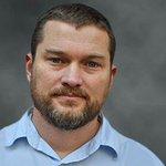 Image for the Tweet beginning: Professor Reece Jones will be