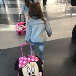 I think my nieces are ready for their first Disney trip...