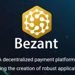 The latest project partnered with $ICX's theloop & @helloiconworld: Bezant.  @bezant_io is a distributed ledger for decentralised payments built on Hyperledger Fabric technology.  $BZNT's Chief Cryptocurrency Officer is the founder & former CEO of @BithumbOfficial.