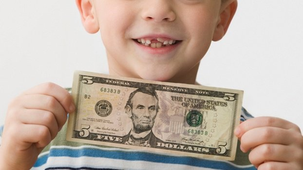This is how much kids are getting from the tooth fairy these days https://t.co/6FbwqE13vU