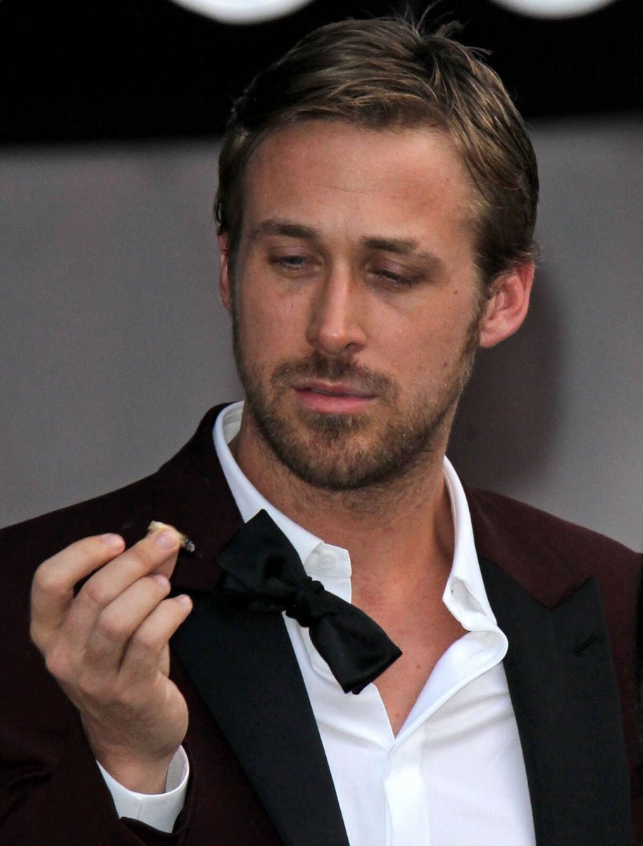 this is the 4/20 gosling. pass him around for good luck on this sacred day
