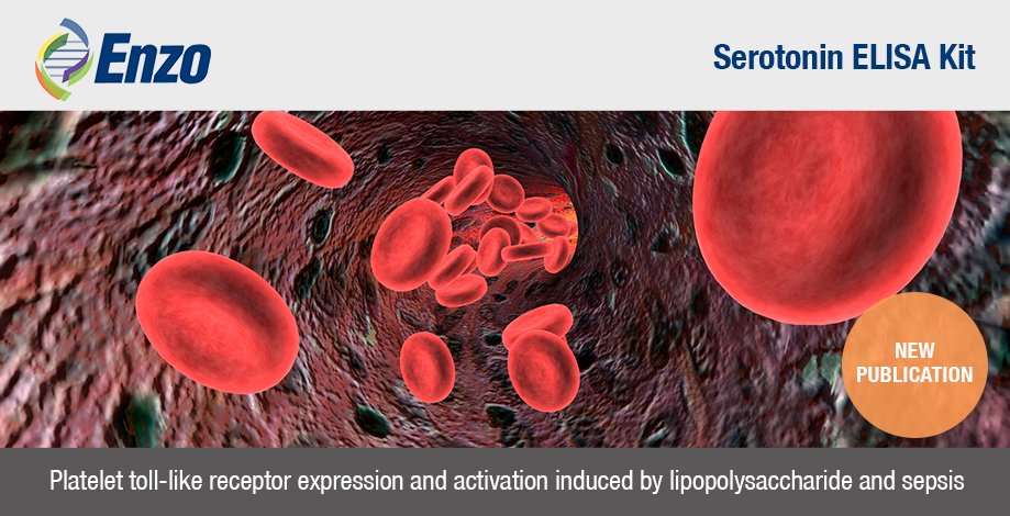 A new publication citing our #Serotonin ELISA Kit:  https:// bit.ly/2K1CAGN  &nbsp;  <br>http://pic.twitter.com/nQDcp9O3fL