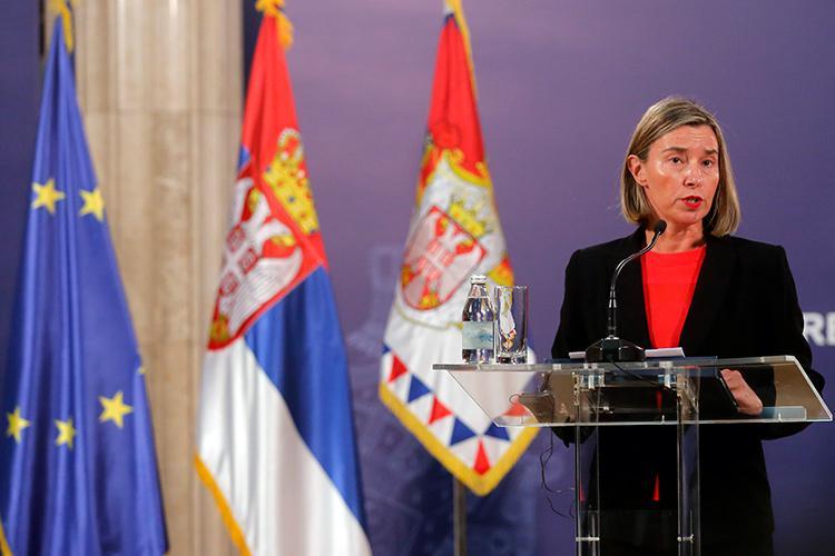 #EUintegracije: Zaključak posete visoke predstavnice EU Zapadnom Balkanu je da zemlje regiona napreduju #NaPutuKaEU 👇