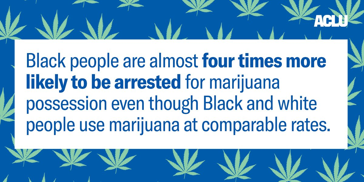 Every 25 seconds, someone is arrested for possessing drugs for personal use.