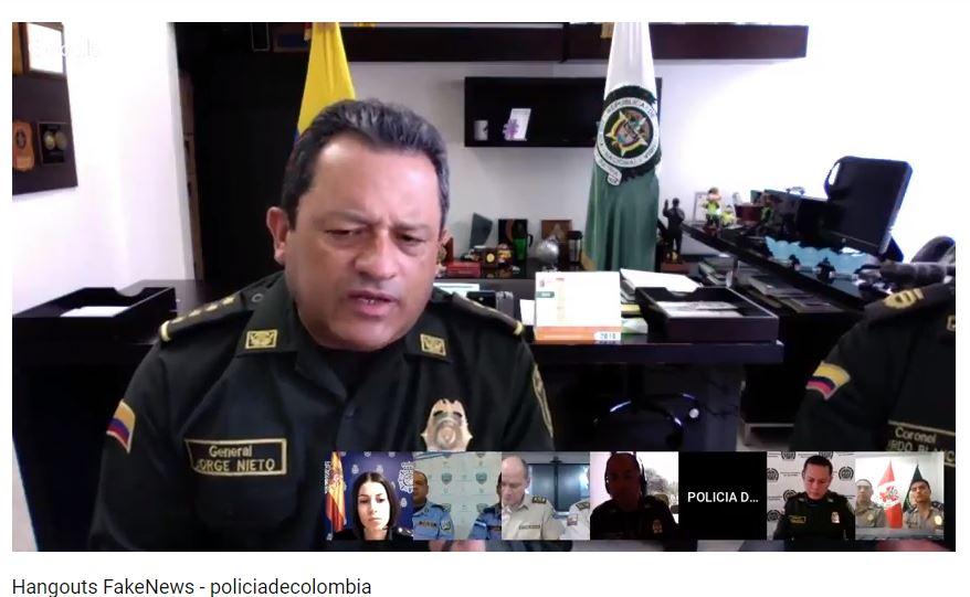 Si se perdió nuestro hangout #PoliciasVs...